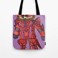 Phantasy Block - Minecra… Tote Bag