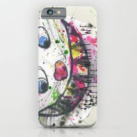 iPhone & iPod Case featuring We Are What We Believe We Are by Trudi Drewett Illustration