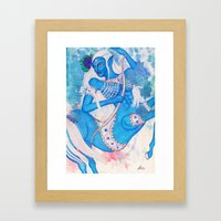 Sagittarius, The Lucky T… Framed Art Print