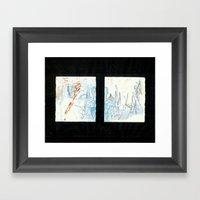 Blue Boy. 2009 Framed Art Print
