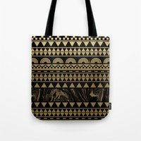 DIAMONDS AND GOLD Tote Bag