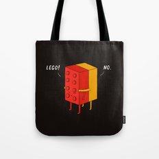 I'll Never Lego Tote Bag