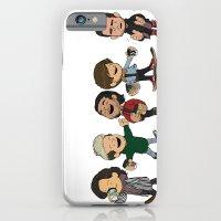 Schulz 1D Coffee Run iPhone 6 Slim Case