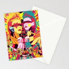 make no mistake Stationery Cards