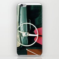 From Behind The Wheel - II iPhone & iPod Skin