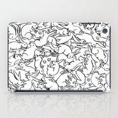 Bunny Pattern iPad Case