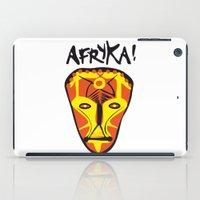 Afryka! iPad Case