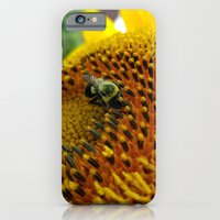 iPhone Cases featuring Bumble by Getting My Kicks