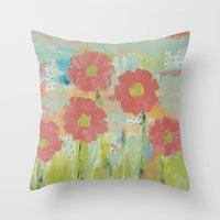 Lover Of The Light Throw Pillow