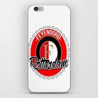 Feyenoord chain Rotterdam crest iPhone & iPod Skin