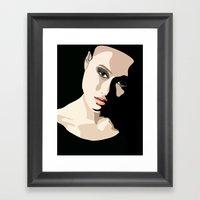 Eye Catcher Framed Art Print