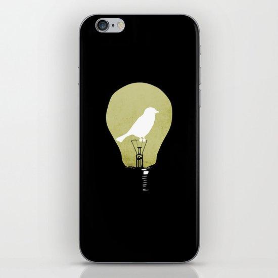 ideas take flight iPhone & iPod Skin