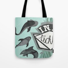 IN A PICKLE Tote Bag