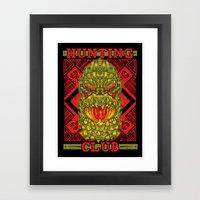 Hunting Club: DevilJho Framed Art Print