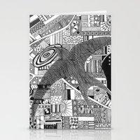 Fly Above Stationery Cards