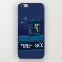 Stowaway iPhone & iPod Skin