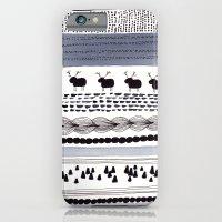 Pattern / Nr. 1 iPhone 6 Slim Case