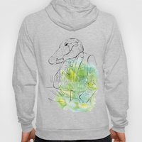 Lloras con lágrimas de cocodrilo (you cry with cocodrile tears) Hoody