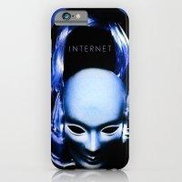 iPhone & iPod Case featuring internet by Luca Finardi