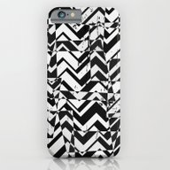 Abstract B&W iPhone 6 Slim Case