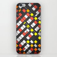 Breakout Pattern iPhone & iPod Skin