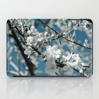 Almond Blossom iPad Case