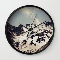 Saint Helens Wall Clock