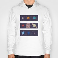 The 9 Planets! Hoody