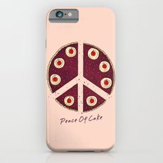 Peace of Cake iPhone 6s Slim Case