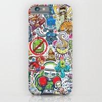 Kampu Kids iPhone 6 Slim Case