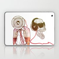 Sound Laptop & iPad Skin