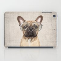 Mr Bulldog iPad Case