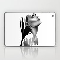 Paint Rain Laptop & iPad Skin