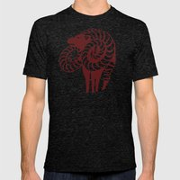 The Goat's Sin of Lust Mens Fitted Tee Tri-Black SMALL