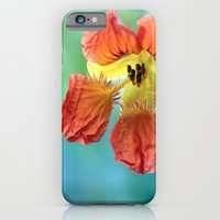 iPhone & iPod Case featuring ORANGE  by Aina