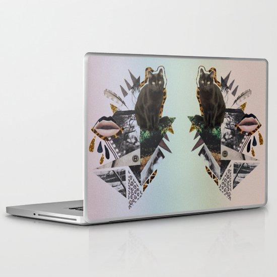 AYAHUASCA CAT Laptop & iPad Skin