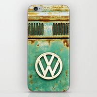 VW Retro iPhone & iPod Skin