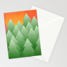 Forest for the Trees  Stationery Cards
