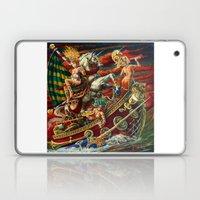 Party Boat To Atlantis Laptop & iPad Skin
