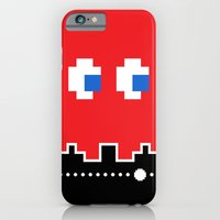 Pixel Ghost iPhone 6 Slim Case