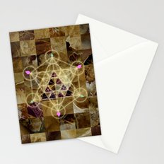 Divine Earth Stationery Cards