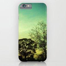Orange Green Blue Sky iPhone 6s Slim Case