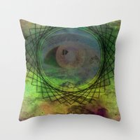 The Grand Delusion Throw Pillow