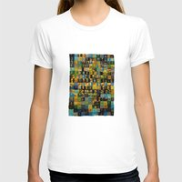 turquoise T-shirts featuring Turquoise by Pani Grafik