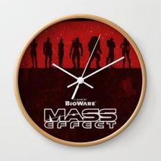 Mass Effect 1 Wall Clock