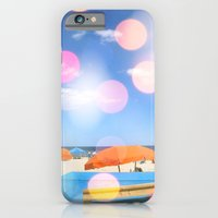 iPhone & iPod Case featuring Beach Party by Suzanne Kurilla