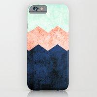 Triple Chevron (2) iPhone 6 Slim Case