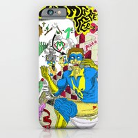 iPhone & iPod Case featuring Alarme by Marcelo O. Maffei