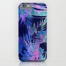 Waikiki Tropic {Blue} iPhone 6 Slim Case