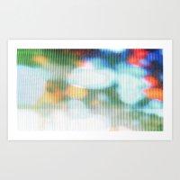 Haze_v_1.4 Art Print